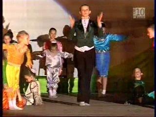 Детский образцовый художественный коллектив хореографический ансамбль Радуга