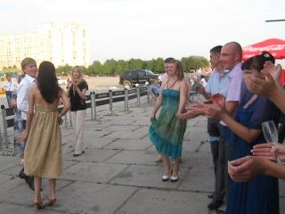 Свадьба в Кафе ParaDais пл. Европы м.Приморская