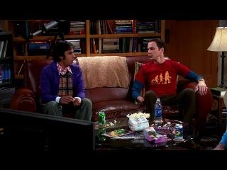 -Говард, а разве не ты говорил, что работал над марсоходом?