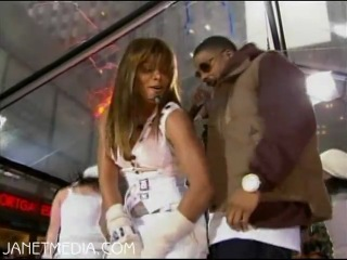 Janet Jackson ft Nelly - Call On Me (live, Today Show)