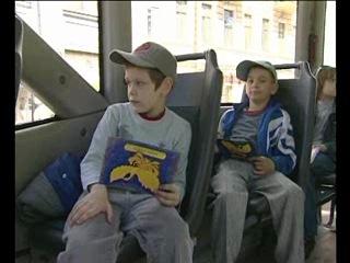 Трамвай желаний в центре Петербурга. Телеканал