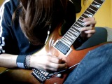 Дрищ на гитаре (solo Not My Funeral)