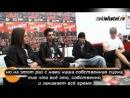 Interview with Tokio Hotel - Esch, Luxembourg 22.02.2010 (с русскими субтитрами)