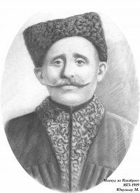 Адам Нургалиев