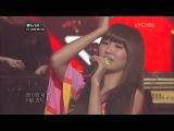 HyoRin (Sistar) & DJ Doc - Love, I Still @ Immortal Song 2 (06.08.2011)