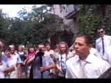 СВАДЬБА САШИ И ИРИНЫ  6.08.2011   (Шпола Черкасская обл)