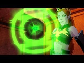 Зеленый Фонарь: Изумрудные Рыцари / Green Lantern: Emerald Knights (мультфильм, 2011)