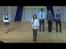 1/2 финала визитка ОЛ ПГУ г.Новополоцка 2010-2011гг.