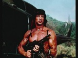 Сильвестр Сталлоне-Rambo Soundtrack Its A Long Road.