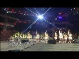 [PERF] SNSD - Into the new world & Beginning (CheongSong Mt Juwang Concert/2007.10.30)