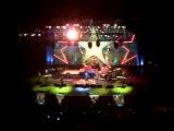 Концерт Ринго Старра в Москве. Июнь 2011 года