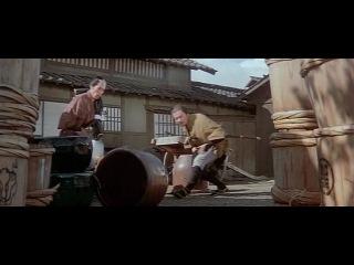 [KaijuKeizer] Духи ёкай По дороге с призраками Tokaido obake dochu (1969) rus sub