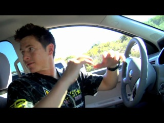 Behind The Scenes - Street Drift- Mulholland with Tanner Foust
