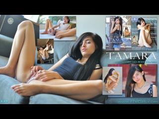 [ftvgirls.com] tamara , молоденькая брюнетка любит экстрим