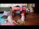 Варя и Алиса в гостях у бабушки