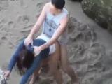 Секс пляж