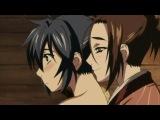 Manyuu Hiken-chou / Клинок Маню: Тайна сисечного свитка [01 из 12]