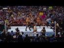 WrestleMania 24 Playboy BunnyMania Lumberjill match 720p HD