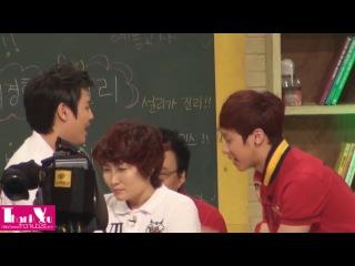 │B2ST (비스트) GiKwang YoSeob @ Oh My School Filming (110413)│