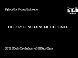 [HD] BT feat. Kirsty Hawkshaw - A Million Stars best vocal trance 2010, Hubble deep field video