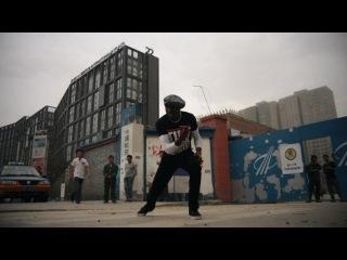 Willow Locking in China - YAK FILMS Dance Video - Keep on Dancing