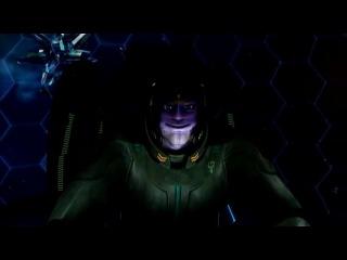 Звездные воины: Путь сквозь Вселенную / AniMen: Triton Force (2010) DVDRip
