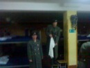 Поднятие флага 21ОбРОН ! 2011