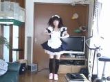 Танец молодой японочки
