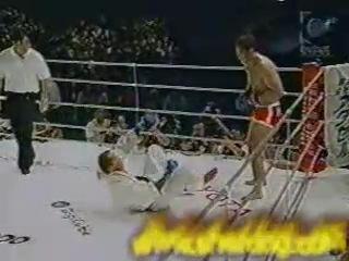 Такого не ждал никто ) Беспримерное унижение великого бразильца. Хойс Грейси против Казуши Сакураба