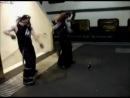 INDUSTRIAL DANCE на вокзале N S T freak cyber rave party goth electro