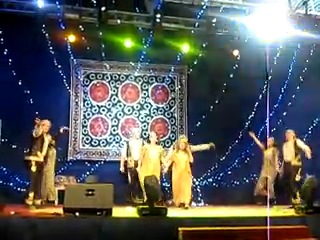 arabic dabke in moscow