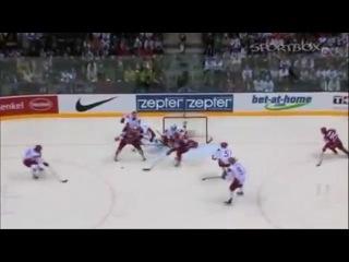 ЧМ 2011 Россия - Дания (обзор матча)