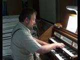 И.С.Бах, Хоральная прелюдия BWV 639 (Исп. А.С.Цветков, Съемка В.В.Витязева)