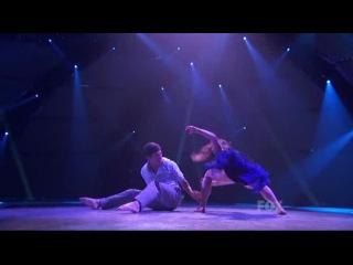 Кэйтлин и Джесс sytycd 8 top10