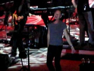 Sting - Desert Rose (live) (Олимпийский 13. 06. 11.)