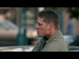 Jensen Ackles on set - Eye Of The Tiger