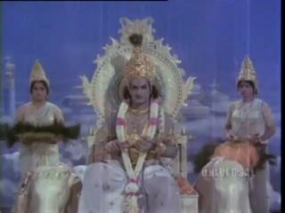 (Sree Krishna Vijayam) - Joharu sikhipincha Mouli Ede joharu
