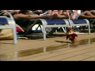 Трейлер фильма «Элвин и бурундуки 3D»