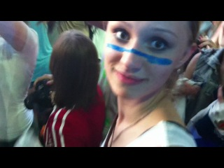 30 Seconds To Mars - K&Q со сцены *___* :D |Tuborg Greenfest, St. Petersburg (13.07.2011)JL