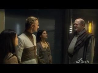 Звёздные врата: Атлантида (3 сезон 5 серия)-Потомки