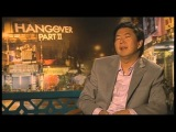 Interviews with Zach Galafianakis, Bradley Cooper, Ed Helms, Ken Jeong - THE HANGOVER PART 2