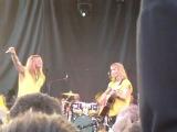 Sebastian Bach - I Remember You [Live at Oregon Ducks pep rally]