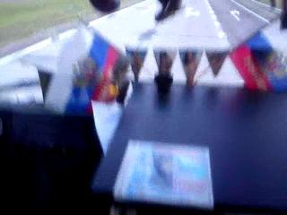 симферопольское шоссе 21.07.2011.20:30 пацаны не спите за рулём