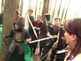 ПРИ The Elder Scrolls - Daggerfall 2011 - Новосибирск (какое-то вонзалово)