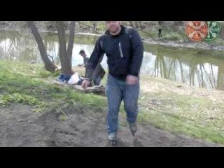 Уроки езды на роликах 9