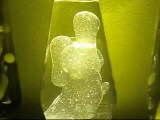 Homemade lava lamp to the incredibly beautiful Marina Celeste (Nouvelle Vague)' Sorry for Laughing