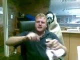 Розыгрыш с маской из фильма «Крик»