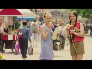 Жемчужина в новой рекламе компании Связной (Nokia)!