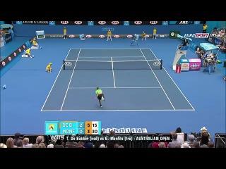 Tennis Australian Open 2011 Eurosport Watts Zap 2010