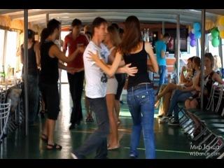 Хастл-парный танец в стиле диско!